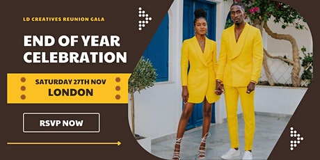 End of Year Creatives Celebration - LD REUNION tickets