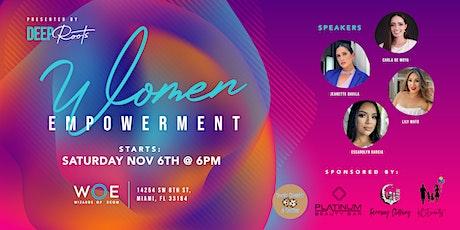 Womens Empowerment tickets