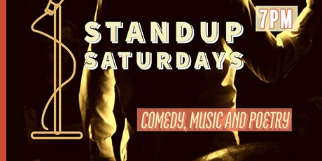 10/30 Micdup Standup Saturdays  Halloween with comedy, music and poetry tickets