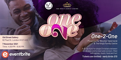 TKFC x Worship Tabernacle - One 2 One (2) tickets