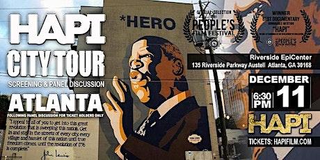 HAPI CITY TOUR -  Screening & Panel Discussion - Atlanta tickets