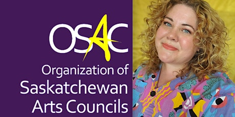 ART FOR LUNCH with the Organization of Saskatchewan Arts Councils tickets