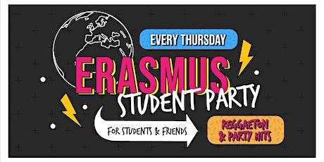 Erasmus & Students Fiesta  * Reggaeton | Party Hits tickets