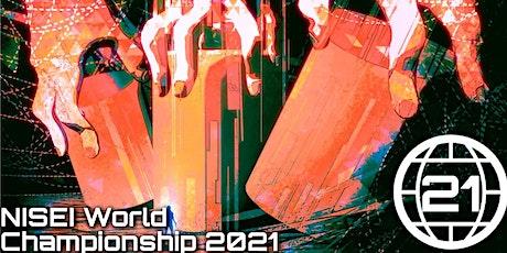 2021 NISEI World Championship (Online) tickets