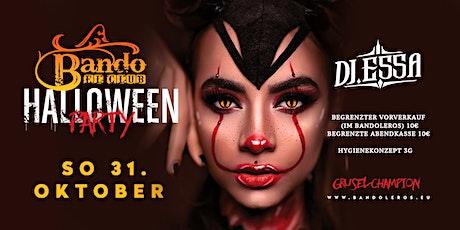 HALLOWEEN PARTY | BANDO - EL CLUB Tickets