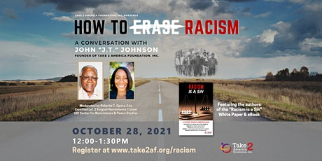 How to Erase Racism ? A Conversation with J.T. Johnson of Take2America tickets