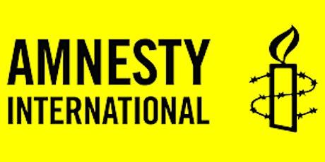 Amnesty International Bay Area  November meeting tickets