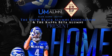 Memphis Homecoming Party hosted  by The  U of M and Kappa Beta Alumni tickets