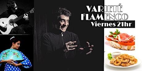 Sergio Souza - Flamenco Varieté entradas
