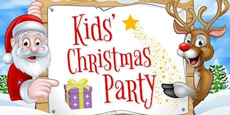 Polesworth Community Association Annual Kids xmas party tickets