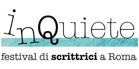 Festival inQuiete tickets