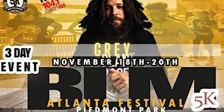 BLM 5K Atlanta Festival tickets
