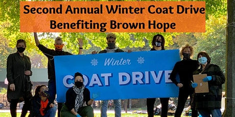 Winter Coat Drive; Benefitting Brown Hope & Black Resilience Fund tickets