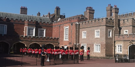 Changing of the Horses Guard Parade Tour tickets