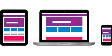 Web Design: Menu, Header & Footer in Free Website Creation tickets