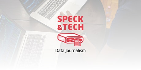 "Speck&Tech 39 ""Data Journalism"" biglietti"