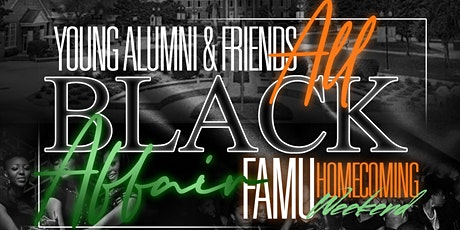 Young Alumni and Friends All Black Affair tickets