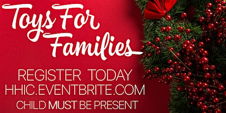 Toys For Families 2021 (REGISTRATION) tickets