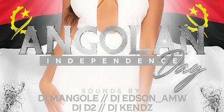 Angolan Independence  day party tickets