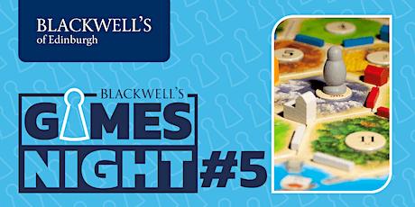 Games Night #5 tickets