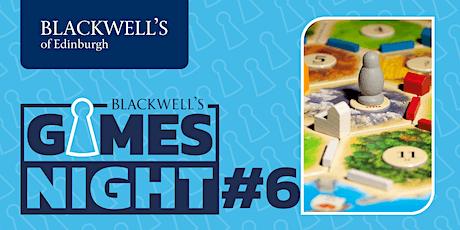 Games Night #6 tickets