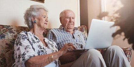 Free drop in  - retirement resources tickets