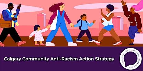 Building Calgary's Anti-Racism Action Strategy- English/ Mandarin tickets