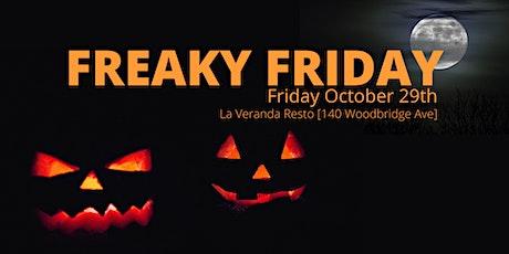 Freaky Friday - Salsa & Bachata  at La Veranda tickets