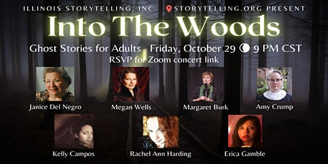Into the Woods; Ghost Stories for Adults tickets