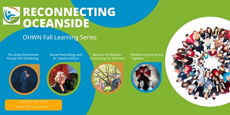 Reconnecting Oceanside: Fall Learning Series tickets