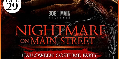 Nightmare On Main Street tickets