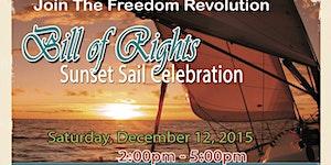 Bill of Rights Sunset Sail Celebration