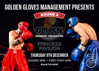 Golden Gloves Penryn - Falmouth round 2 tickets