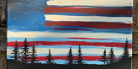 American Sky Painting Class tickets