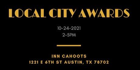 Local City Awards - Austin, Tx tickets