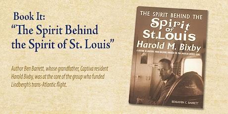"Book It:  ""The Spirit Behind the Spirit of St. Louis"" tickets"