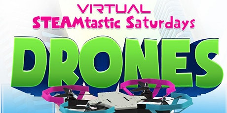 SEEK's STEAMtastic Saturday (Virtual) - October tickets