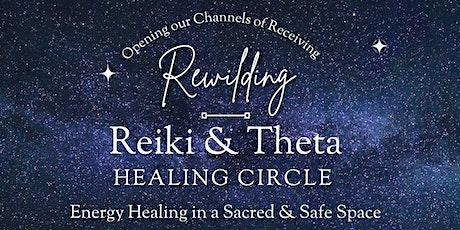 Rewilding: A Healing Circle - Reiki & Theta | November tickets