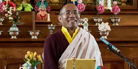 Cultivating Bodhicitta: A Dharma Teaching with Lama Karma Drodhul tickets