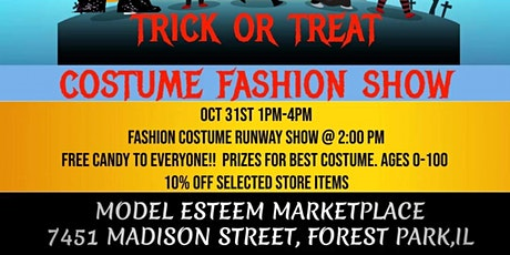 Trick or Treat Costume Fashion Show tickets