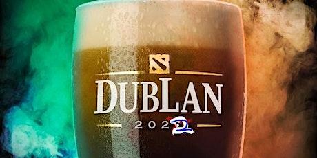 DubLAN 2020+2 Dota2 tickets