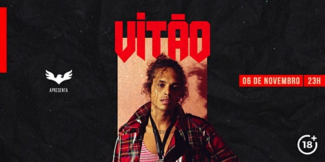 06 NOV | Vitão - Madalena Live Music ingressos