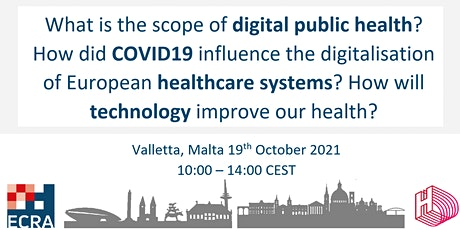 Conference on Digital Public Health tickets