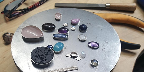 The 2nd Class!  Make Your Own Gemstone Ring tickets