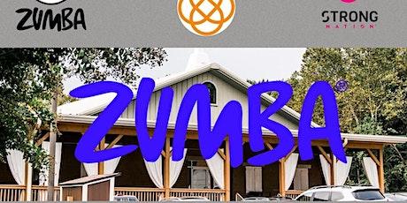 ZUMBA W/JEMIMA entradas