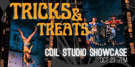Tricks & Treats Showcase tickets