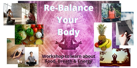 Re-Balance Your Body Workshop tickets