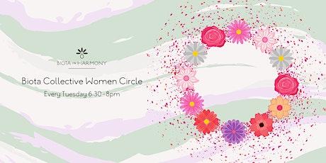Biota Collective Women Circle tickets