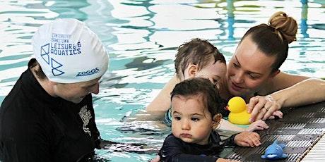 Max Parker Swim School Enrolment Sessions- Monday 25 October 2021 tickets