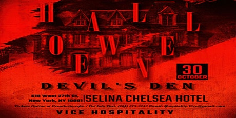 Halloween at the Devil's Den tickets